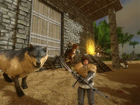 Ark: Survival Evolved is out now on Android!