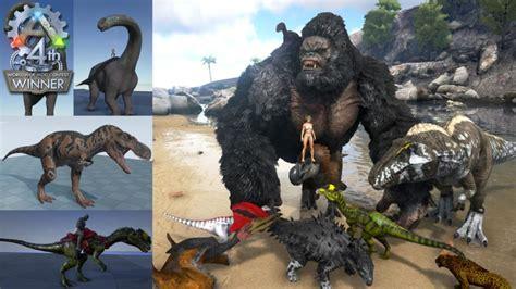 ARK: Survival Evolved Modding Contest Winners – Total ...