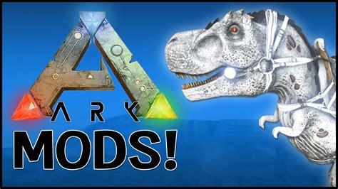 ARK: Survival Evolved Mods Gameplay   Dino Arena Mod ...