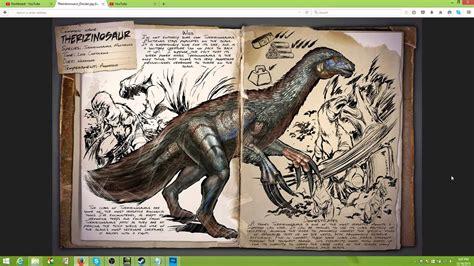 ARK Survival Evolved New Dino release: Dossier for ...