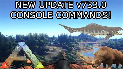 ARK: SURVIVAL EVOLVED   NEW UPDATE XBOX ONE   v733.0 ...