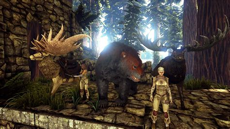 Ark Survival Evolved Official Nintendo Switch Screenshots ...