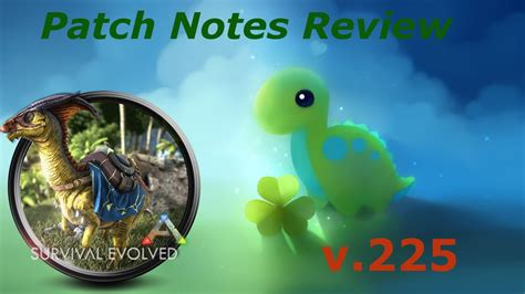 Ark: Survival Evolved   Patch Notes Review 225   YouTube