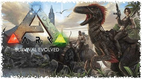 Ark Survival Evolved PC Game Download   GrabPCGames.com