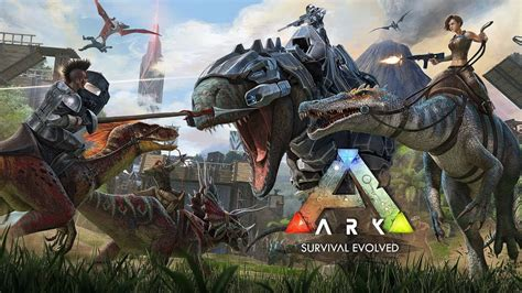 ARK Survival Evolved PC Latest Version Free Download ...