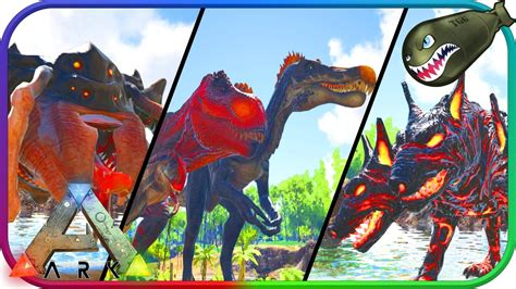 Ark: Survival Evolved | Random Creatures & Mythical ...