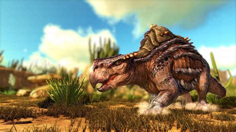 ARK: Survival Evolved reciclará sus primeras criaturas en ...