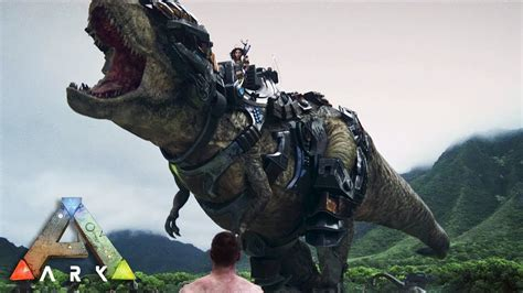 ARK: Survival Evolved   Respawn   Live Action Trailer by ...
