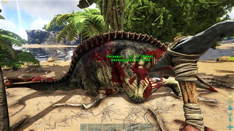 Ark: Survival Evolved Review: A Rough Rodeo As a Dino ...