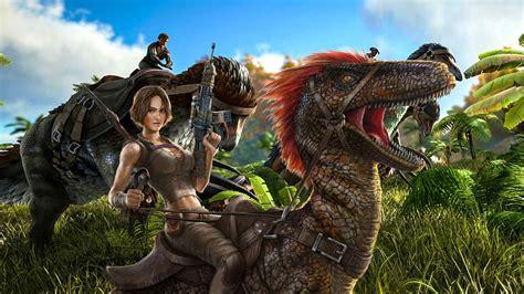 ARK: Survival Evolved Review   GameSpot