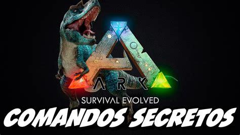 ARK Survival Evolved – Comandos de Administrador pra Você ...