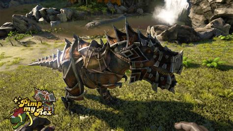 Ark: Survival Evolved s  Pimp My Rex  Mod Sure Is A Thing