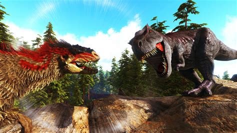 ARK: Survival Evolved to Launch PvP Conquest Servers ...