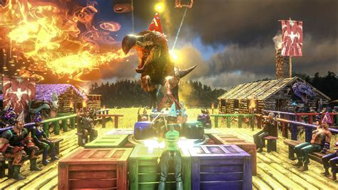 Ark: Survival Evolved update adds new creatures, Dragon ...