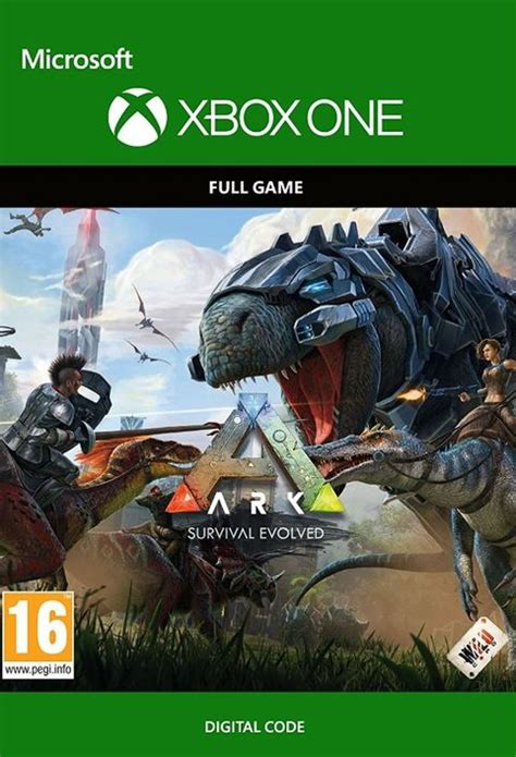 ARK Survival Evolved Xbox One CD Key, Key   cdkeys.com