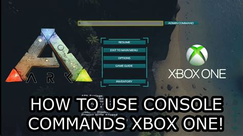 ARK: SURVIVAL EVOLVED    XBOX ONE    HOW TO USE CONSOLE ...