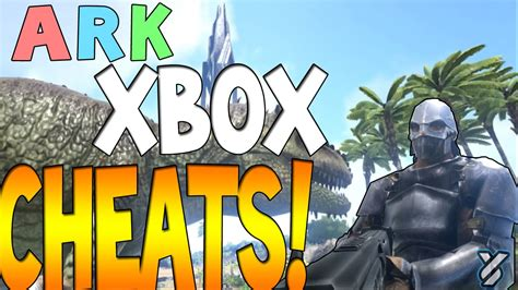 ARK: Survival Evolved   XBOX ONE LATEST PATCH   CHEATS AND ...
