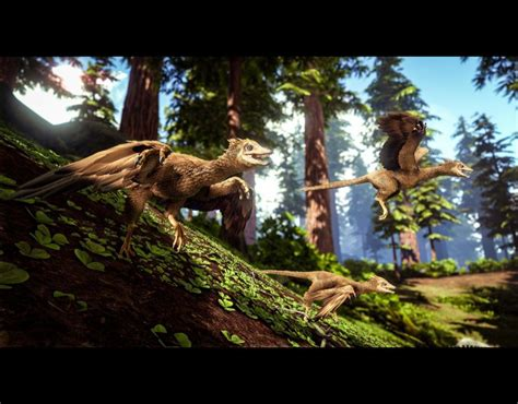 ARK Survival Evolved Xbox update LIVE   Tapejara and ...
