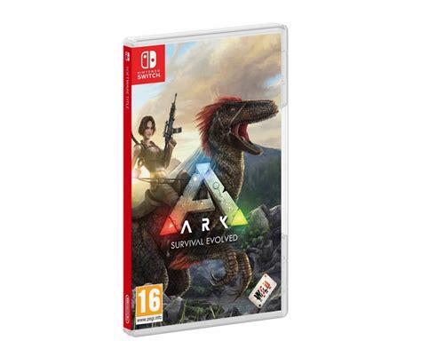 ARK: Survival Evolved, ya puedes jugarlo en Nintendo Swicth