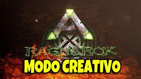 Ark Survival   Modo Creativo en Xbox One X.   Gameplay ...