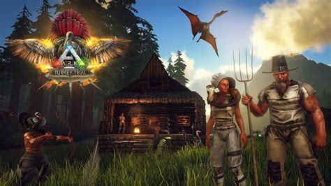 ARK  Update 2.08 Adds Turkey Trial 3 on PS4, Xbox & PC ...