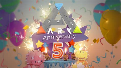 ARK  Update 2.30 Adds Anniversary Event and Tropeognathus ...
