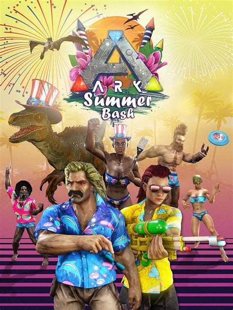 ARK  Update 2.31 Adds Summer Bash 2020 Event on PS4 and ...
