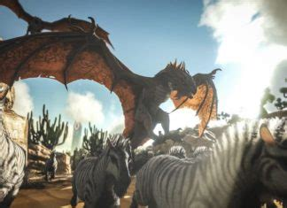 ARK update 512 for PS4 with Ragnarok update – Patch Notes ...