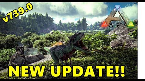 [ARK XBOX ONE] Nueva Actualización v739.0 Review + Nuevo ...