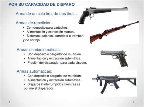 Arma de fuego. balística