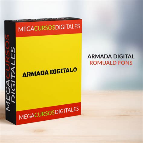 Armada Digital   Romuald Fons   MegaCursosDigitales