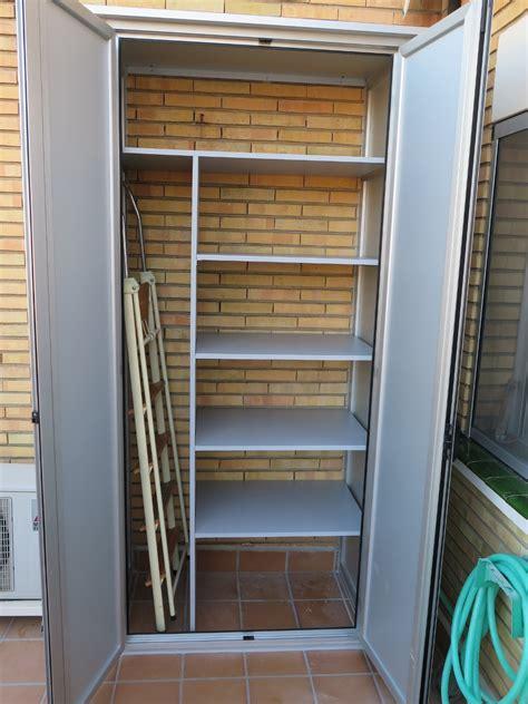Armario de aluminio para exteriores con cubierta ...