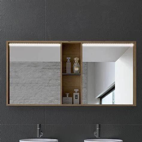 Armario de baño de Inve con espejo decorativo central XXL ...