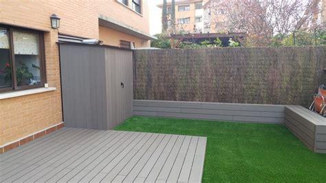 Armario jardín sin mantenimiento | Ideas terraza, Casas ...