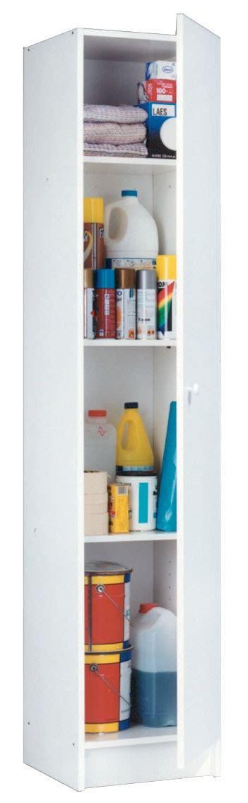 Armario Multiusos 1 Columna   Color – Blanco ...