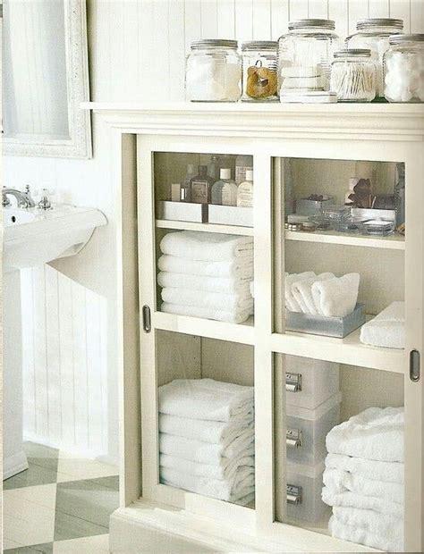 Armario para baño | Armarios de baño, Decorar baños y Baños