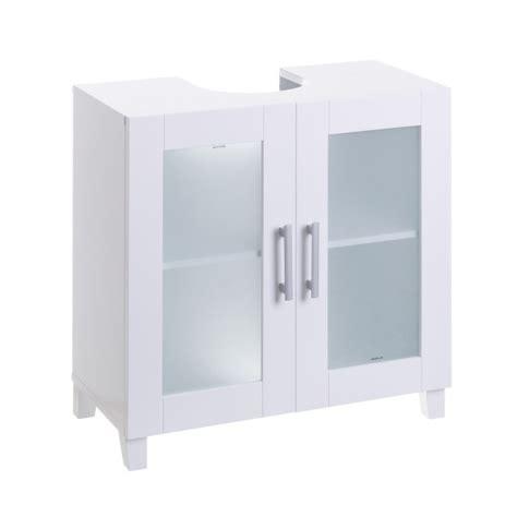 Armario para debajo del lavabo moderno blanco | LOLA Home