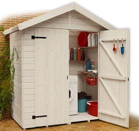 Armario para lavadora exterior: Armario para patio