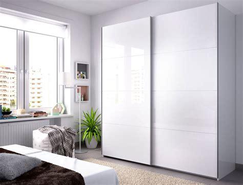 Armario puertas correderas SLIDE 180 blanco | Prixmobel
