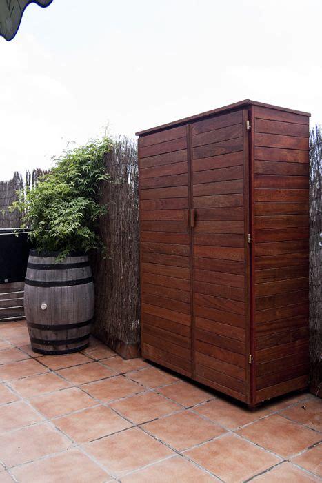 armarios exterior terraza   Buscar con Google | Muebles ...