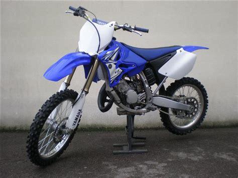 ARNAQUE : moto yamaha 125 yz excellent état, moto cross ...