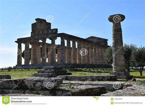 Arquitectura Antigua De Pompeya Foto de archivo   Imagen ...