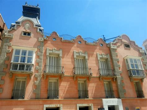 Arquitectura Modernista en Cartagena | e STRUC
