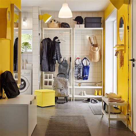 Arredare Ingresso Ikea: 37 Idee in Stile Moderno e ...