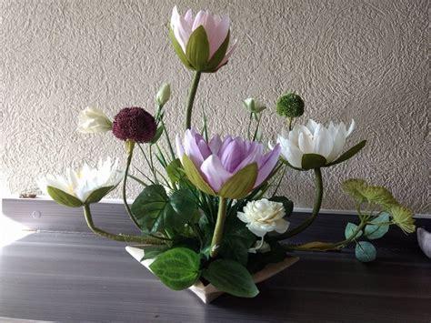 Arreglo Floral Artificial   $ 500.00 en Mercado Libre