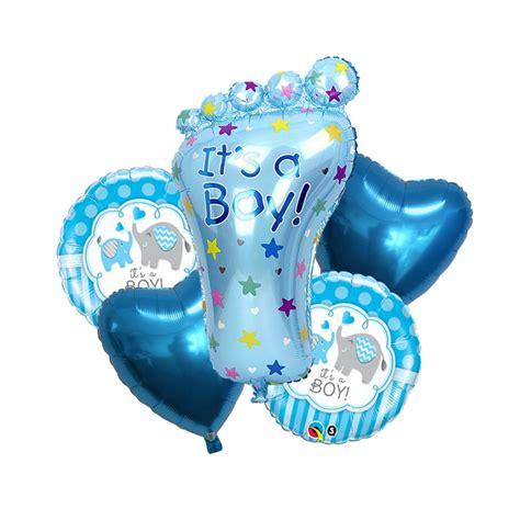 Arreglo o Bouquet de Globos   Baby Shower Niño!! Solo en ...