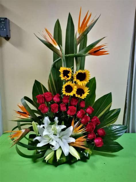 Arreglos Florales Naturales Baja California Sur Envio ...