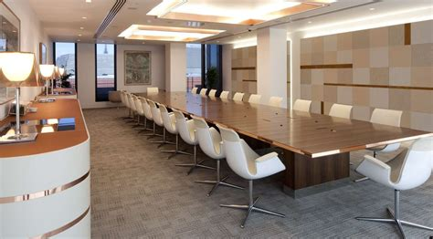 Arresting Office Fit Out for Law Firm, Freshfields ...
