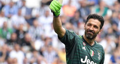 ¡Arrivederci Gianluigi Buffon !: meta confirma su ...