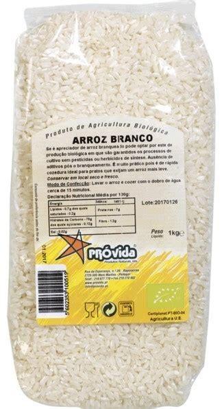 Arroz Branco   1 kg   BioCampello